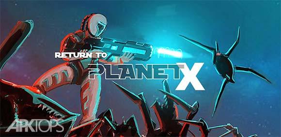 Return to Planet X دانلود بازی بازگشت به سیاره ایکس