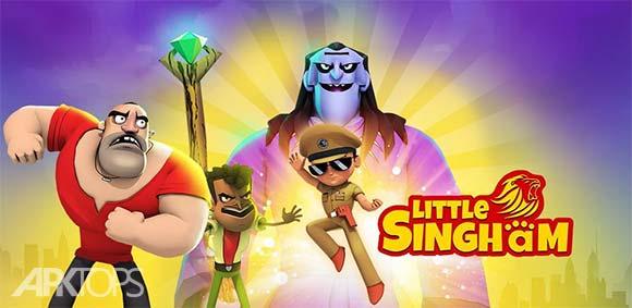 Little Singham دانلود بازی سینگام کوچک