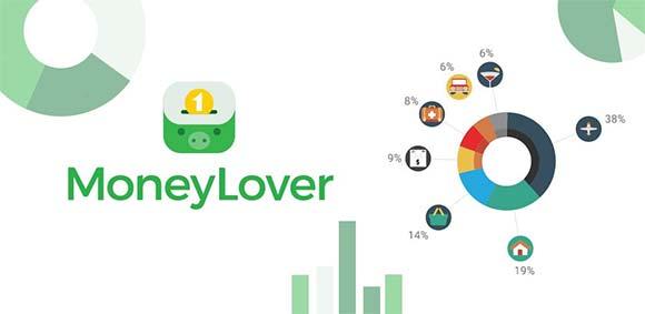 Money Lover Budget App & Expense Tracker دانلود برنامه مدیریت درامد ها و مخارج