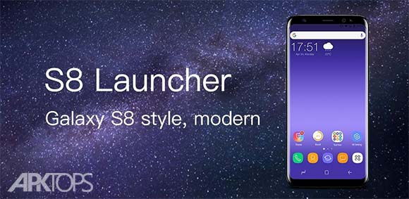 SS S9 Launcher for Galaxy S8 S9 J8 A8 launcher دانلود برنامه لانچر گلکسی اس9