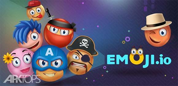 Emoji.io Free Casual Game دانلود بازی تفننی ایموجی