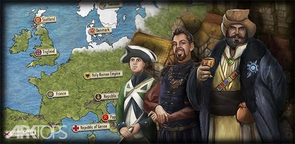Kievan Rus Age of Colonization دانلود بازی عصر مهاجرت
