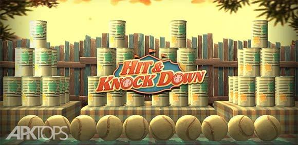 Hit & Knock down دانلود بازی زدن و بهم ریختن
