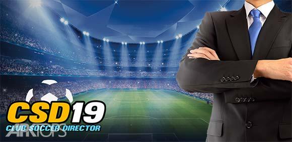 Club Soccer Director 2019 دانلود بازی کارگردانی باشگاه فوتبال 2019