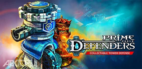 Defenders TD Origins دانلود بازی مدافعین مبدا