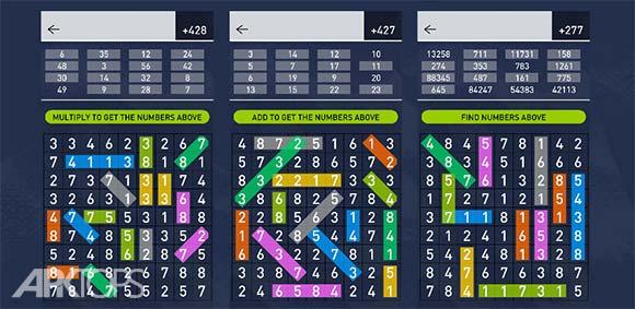Hidden Numbers PRO دانلود بازی اعداد مخفی