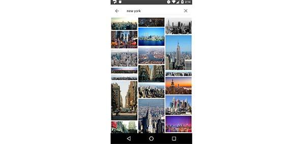 Image Search ImageSearchMan دانلود برنامه جستجوی اسان تصویر پس زمینه