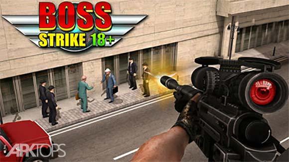 Boss Strike 18+ دانلود بازی ضربه زدن به رئیس