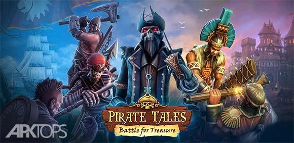 Pirate Tales Battle for Treasure دانلود بازی داستان های دزد دریایی نبرد برای گنج