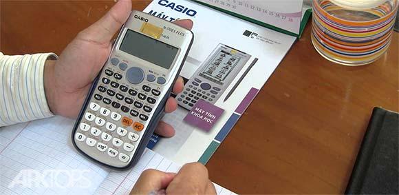 Advanced calculator fx 991 es plus & 991 ms plus دانلود برنامه ماشین حساب پیشرفته اف ایکس991