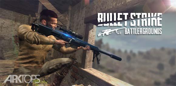 Bullet Strike Sniper Games Free Shooting PvP دانلود بازی برخورد گلوله های تک تیرانداز