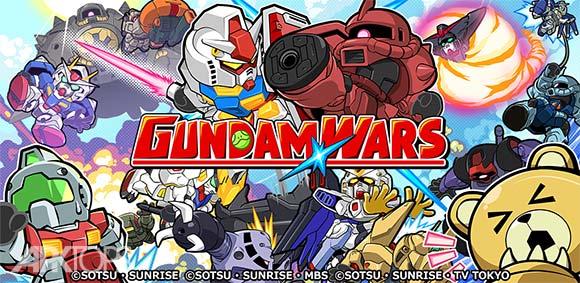 LINE GUNDAM WARS دانلود بازی ریسمان جنگ های گاندام