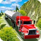 Offroad Oil Tanker Transport Truck Driver 2018 v2.9 دانلود بازی شبیه سازی رانندگی با کامیون نفتکش در خارج از جاده