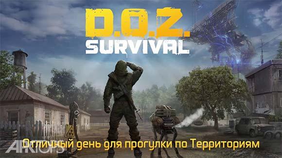 Dawn of Zombies Survival after the Last War دانلود بازی مبدا زامبی ها زنده ماندن بعد از اخرین جنگ