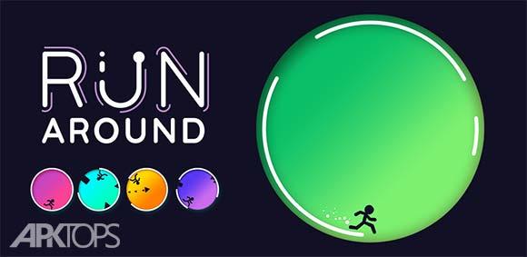 Run Around Can you close the loop دانلود بازی چرخیدن دور تا دور