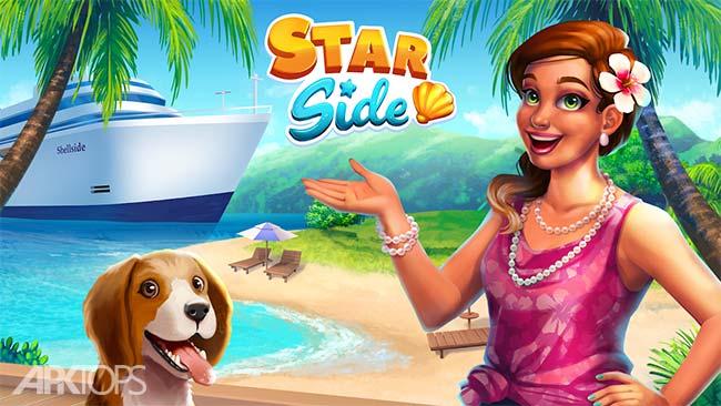 Starside Celebrity Resort دانلود بازی مدیریت پاتوق افراد معروف