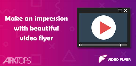 Flyers Video Flyer Maker Brand Video Creator دانلود برنامه ساخت ویدئو