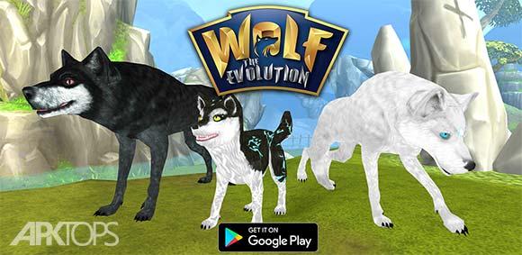 Wolf The Evolution Online RPG دانلود بازی تکامل گرگ