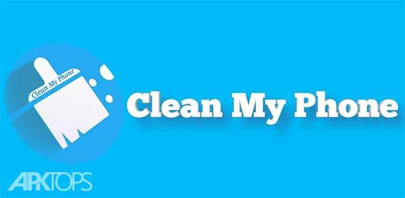Clean My Phone Pro دانلود برنامه پاک سازی و بهینه سازی گوشی