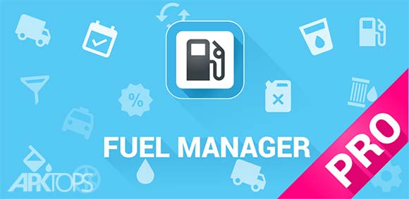 Fuel Manager Pro Consumption دانلود برنامه مدیریت مصرف سوخت