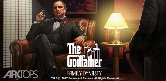 The Godfather Family Dynasty دانلود بازی پدرخوانده سلسله ی خانوادگی