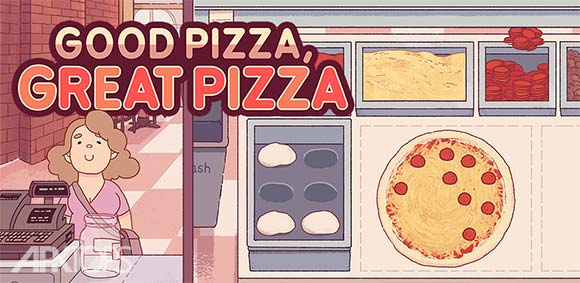 Good Pizza Great Pizza دانلود بازی پیتزای خوب پیتزای عالی