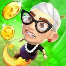 Angry Gran Up Up and Away Jump v1.3.1 دانلود بازی پرش مادربزرگ عصبانی
