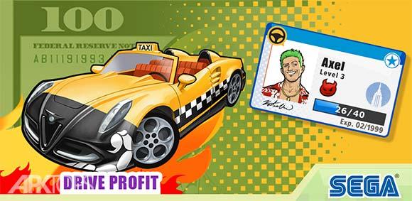Crazy Taxi Tycoon دانلود بازی سرمایه گذاری در تاکسی دیوانه