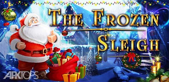 The Frozen Sleigh Santa Christmas Escape دانلود بازی سورتمه یخ زده فرار سانتا در کریسمس
