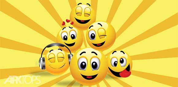 Elite Emoji دانلود برنامه بهترین ایموجی ها