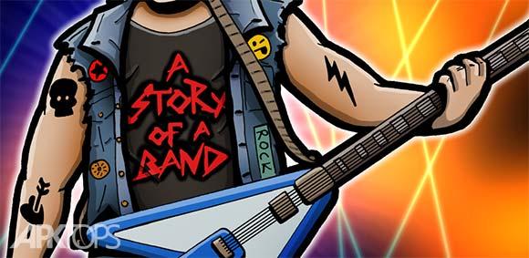 A Story of a Band دانلود بازی داستان یک گروه موسیقی