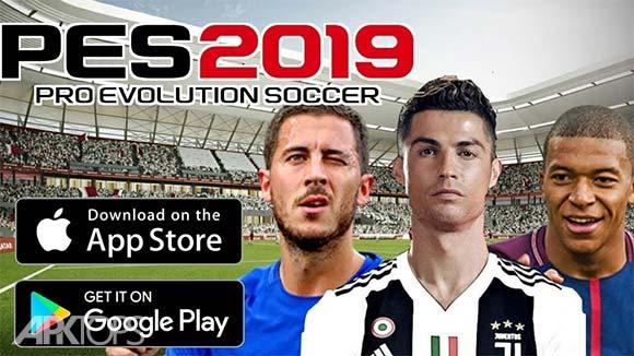 PES 2019 PRO EVOLUTION SOCCER دانلود بازی فوق العاده پی اس 2019