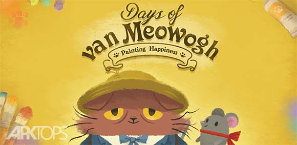 Days of van Meowogh دانلود بازی روز های ون ویداغ