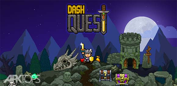 Dash Quest دانلود بازی جستجوی پر سرعت