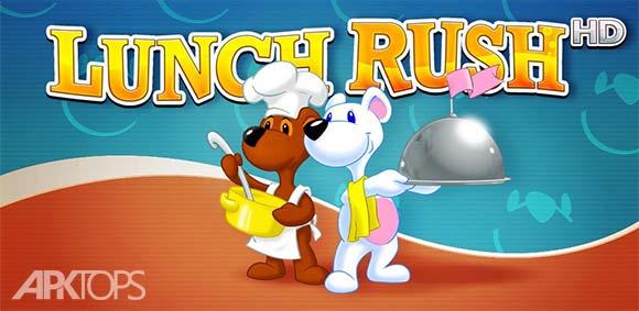 Lunch Rush HD Full دانلود بازی حمله به نهار