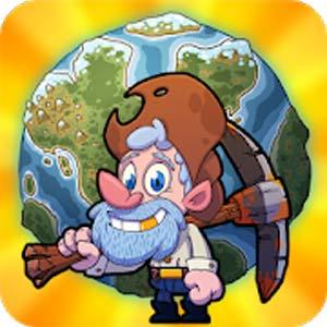 Tap Tap Dig Idle Clicker Game v1.8.0 دانلود بازی کلیک برای حفاری + مود