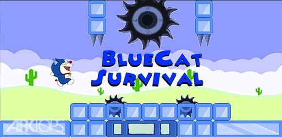 Bluecat Survival دانلود بازی زنده ماندن گربه ی ابی