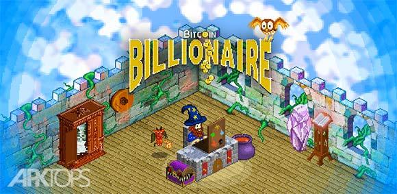 Bitcoin Billionaire دانلود بازی میلیاردر بیت کوین