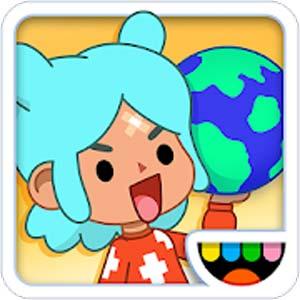 Toca Life World v1.9 دانلود بازی زندگی توکا در دنیا + مود اندروید
