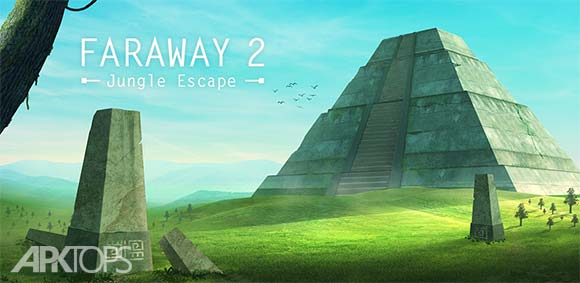 Faraway 2 Jungle Escape دانلود بازی خیلی دور 2 فرار از جنگل