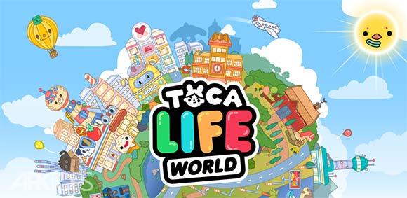 Toca Life World دانلود بازی زندگی توکا در دنیا
