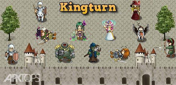 Kingturn RPG دانلود بازی حرکت پادشاه