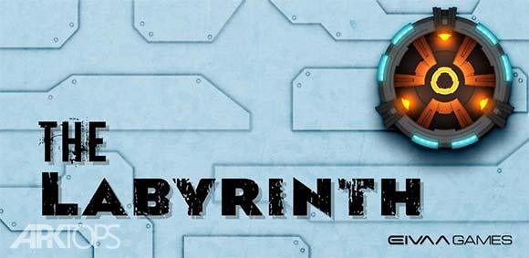 The Labyrinth دانلود بازی مربع پر پیچ و خم