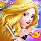 Superstar Hair Salon v1.2 دانلود بازی سالن آرایشگاه موی سوپر استار ها