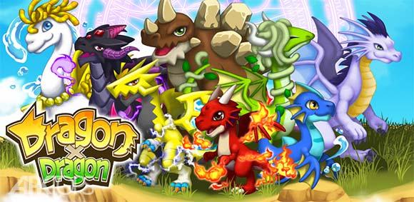 Dragon x Dragon City Sim Game دانلود بازی اژدها در مقابل اژدها