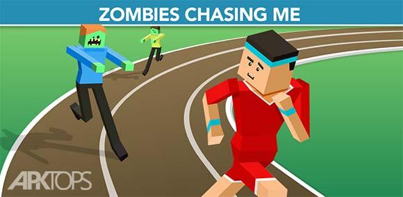 Zombies Chasing Me دانلود بازی زامبی ها در تعقیب من