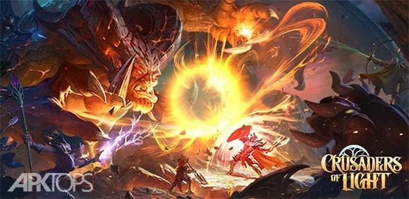 Crusaders of Light دانلود بازی مبارزین نور