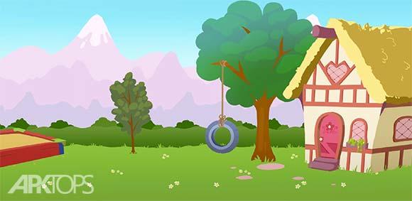 My Pocket Pony Virtual Pet دانلود بازی پونی حیوان مجازی جیبی من