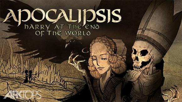 Apocalipsis Harry at the end of the world دانلود بازی هری در پایان جهان