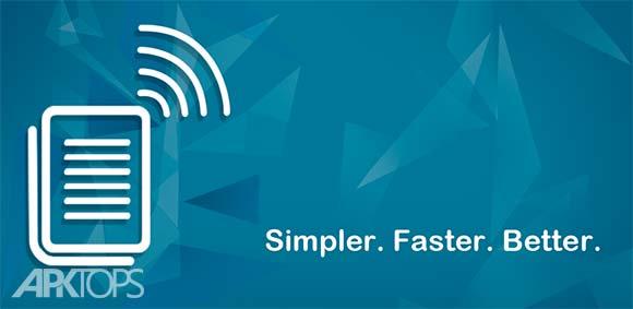 WiFi File Sender Premium دانلود برنامه ارسال فایل با وای فای